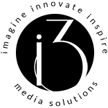 i3 media solutions logo image
